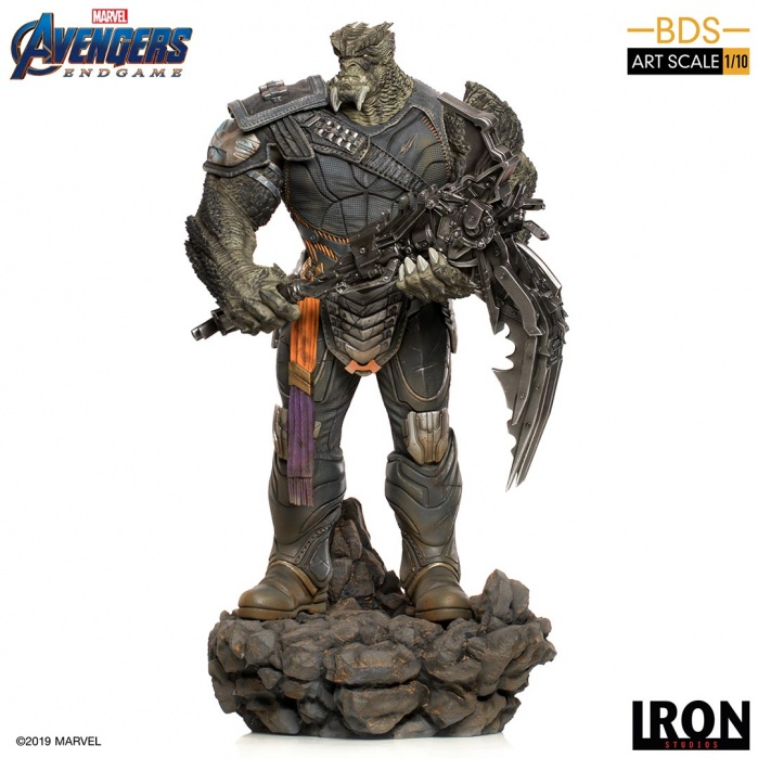 Marvel: Avengers Endgame - Cull Obsidian 1:10 Scale Statue Iron Studios Product