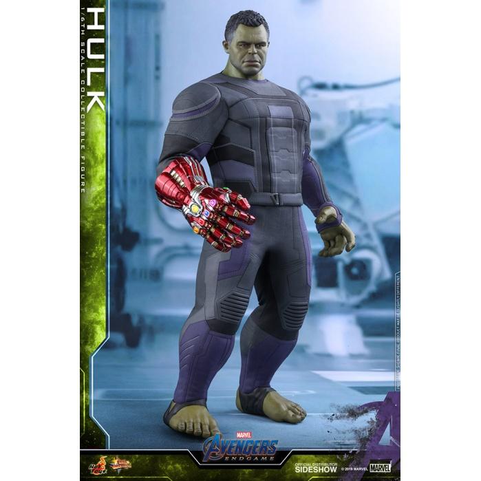 Marvel: Avengers Endgame - Hulk 1:6 Scale Figure Hot Toys Product