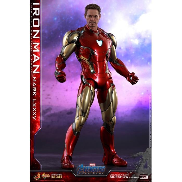 Marvel: Avengers Endgame - Iron Man Mark LXXXV 1:6 Scale Figure Hot Toys Product