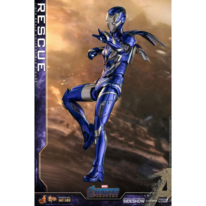 Marvel: Avengers Endgame - Rescue 1:6 Scale Figure Hot Toys Product