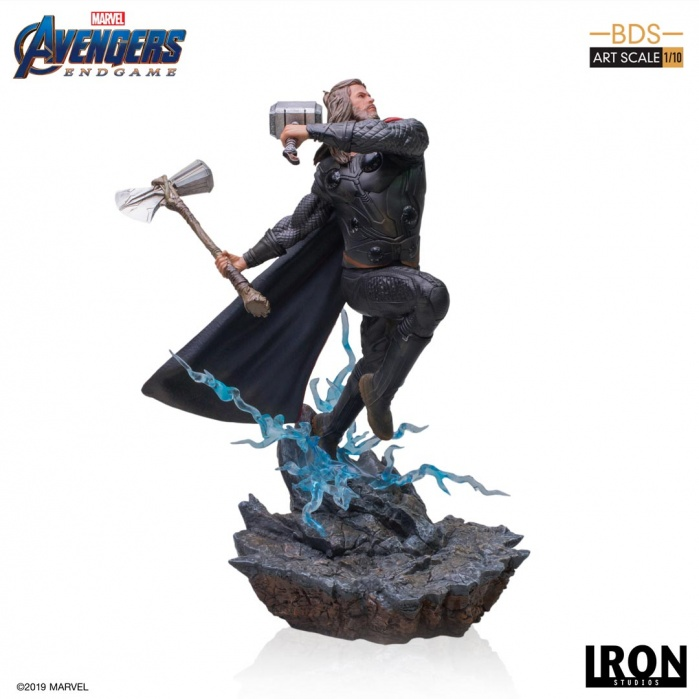 Marvel: Avengers Endgame - Thor 1:10 Scale Statue Iron Studios Product