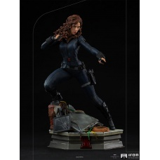 Marvel: Avengers Infinity Saga - Black Widow 1:4 Scale Statue | Sideshow Collectibles