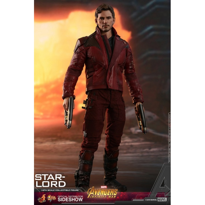 Marvel: Avengers Infinity War - Star-Lord 1:6 Scale Figure Hot Toys Product