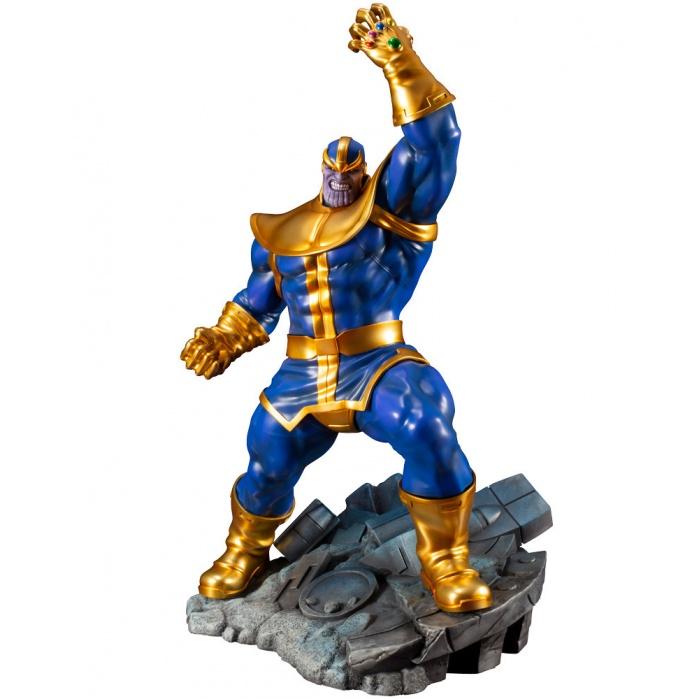 Marvel: Avengers Series - Thanos ARTFX+ 1:10 Scale PVC Statue Kotobukiya Product