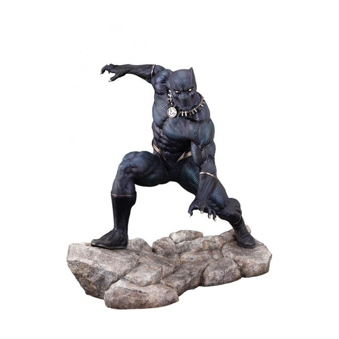 Marvel: Black Panther ARTFX Premier 1:10 Scale PVC Statue Kotobukiya Product