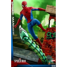 Marvel: Classic Suit Spider-Man 1:6 Scale Figure | Hot Toys