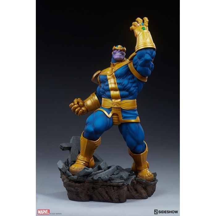 Marvel: Classic Thanos 1:5 Scale Statue Sideshow Collectibles Product