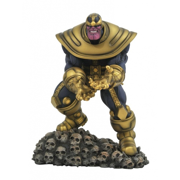 Marvel Comic Gallery PVC Diorama Thanos Diamond Select Toys Product