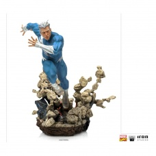 Marvel Comics BDS Art Scale Statue 1/10 Quicksilver | Iron Studios