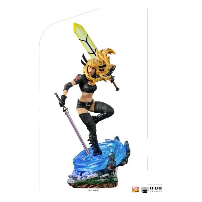 Marvel Comics BDS Art Scale Statue 1/10 X-Men Magik Iron Studios Product