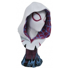 Marvel Comics Legends in 3D Bust 1/2 Spider-Gwen 25 cm | Diamond Select Toys
