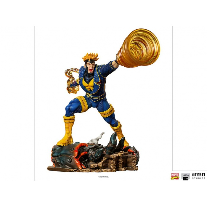 Havok – X-Men – BDS Art Scale Iron Studios Product