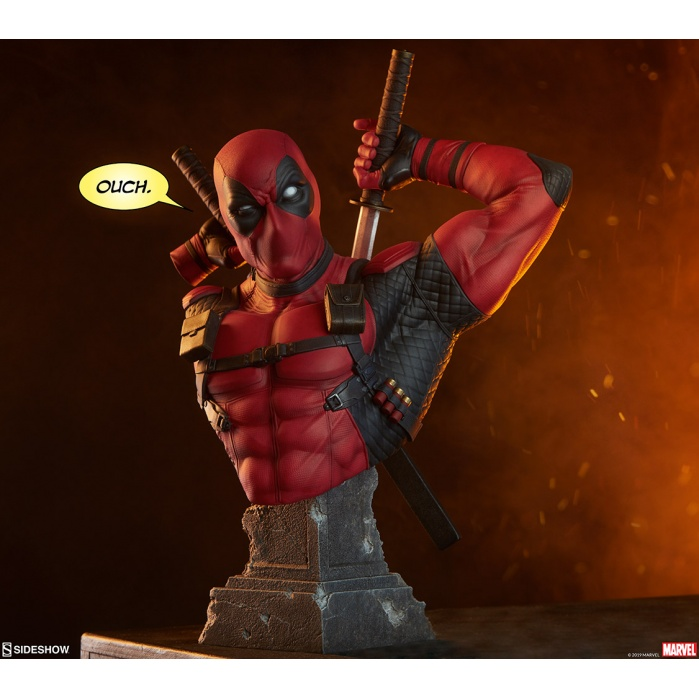 Marvel: Deadpool Bust Sideshow Collectibles Product