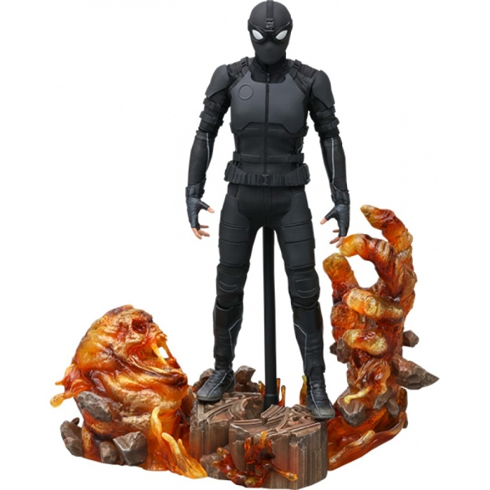 Marvel: Deluxe Stealth Suit Spider-Man 1:6 Scale Figure Hot Toys Product