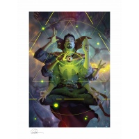 Marvel: Doctor Strange Unframed Art Print Sideshow Collectibles Product