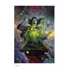 Marvel: Doctor Strange Unframed Art Print - Sideshow Collectibles (EU)