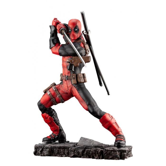 Marvel Fine Art Statue 1/6 Deadpool Kotobukiya Product
