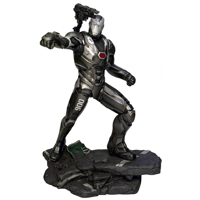 Marvel Gallery: Avengers Endgame - War Machine PVC Statue Diamond Select Toys Product