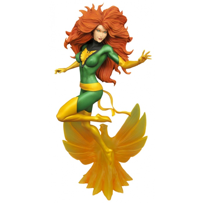 Marvel Gallery Jean Grey PVC Statue Diamond Select Toys Product