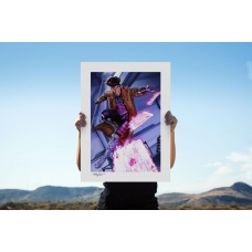 Marvel: Gambit Unframed Art Print | Sideshow Collectibles