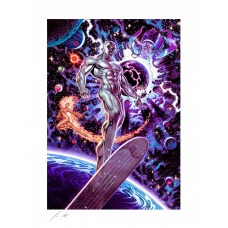 Marvel: Heralds of Galactus Unframed Art Print - Sideshow Collectibles (NL)