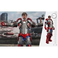 Marvel: Iron Man 2 - Tony Stark Mark V Up Version 1:6 Scale Figure | Hot Toys