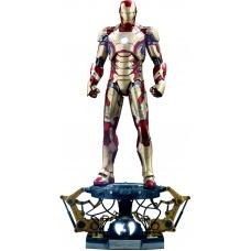 Marvel: Iron Man 3 - Deluxe Iron Man Mark XLII 1:4 Scale Figure   Hot Toys