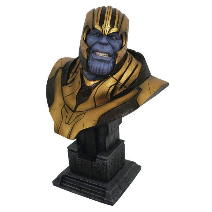 Marvel: Legends in 3D - Avengers Infinity War Thanos 1:2 Scale Bust Diamond Select Toys Product
