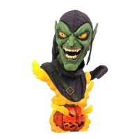 Marvel: Legends in 3D - The Green Goblin 1:2 Scale Bust Diamond Select Toys Product