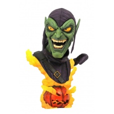 Marvel: Legends in 3D - The Green Goblin 1:2 Scale Bust | Diamond Select Toys