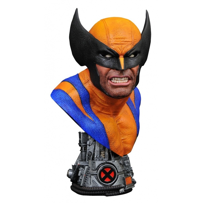 Marvel: Legends in 3D - Wolverine 1:2 Scale Bust Diamond Select Toys Product