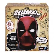 Marvel Legends Premium Interactive Head Deadpool's Head   Hasbro