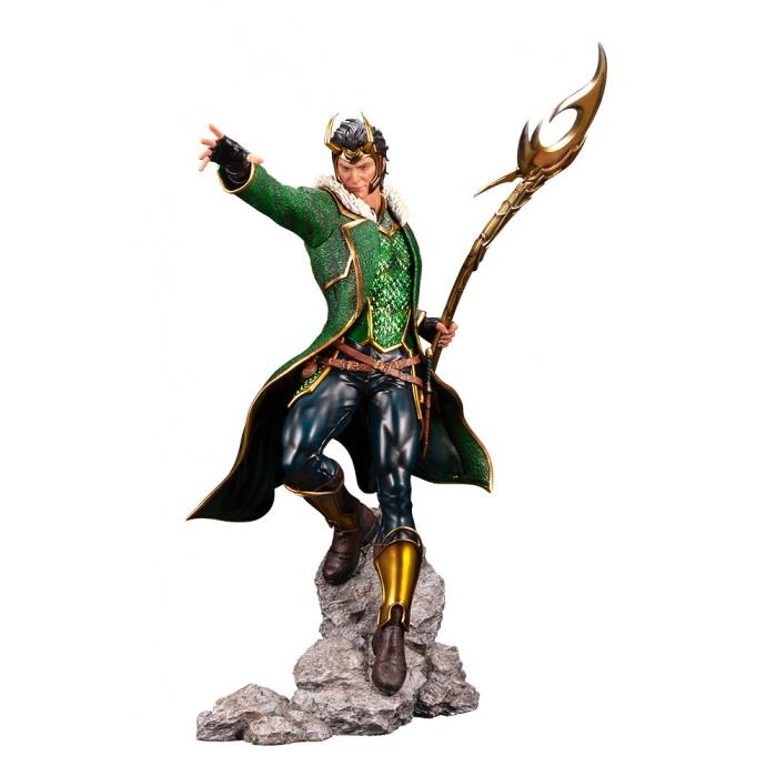 Marvel: Loki ARTFX Premier 1:10 Scale PVC Statue Kotobukiya Product