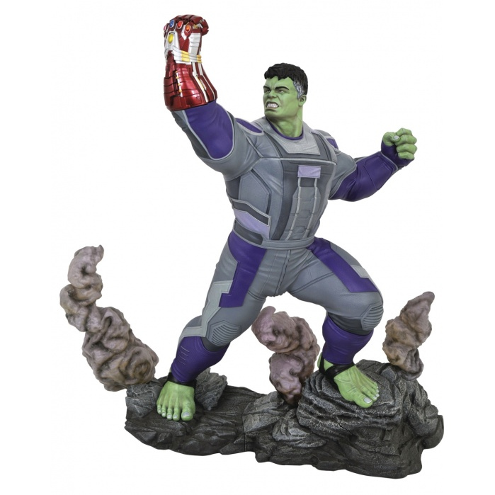 Marvel Milestones: Avengers Endgame Hulk Statue Diamond Select Toys Product