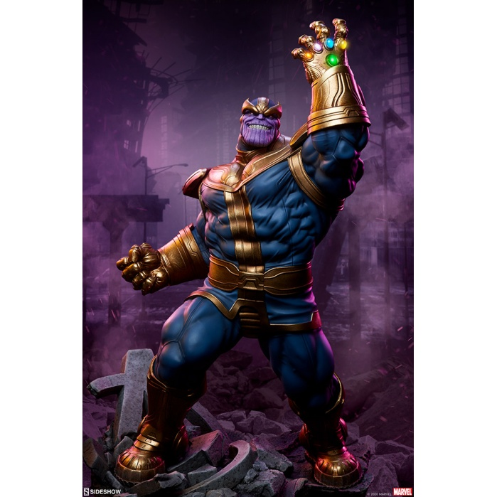 Marvel: Modern Thanos 1:5 Scale Statue Sideshow Collectibles Product