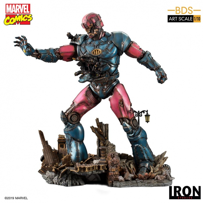 Marvel: Sentinel Nr 1 - 1:10 Scale Statue Iron Studios Product