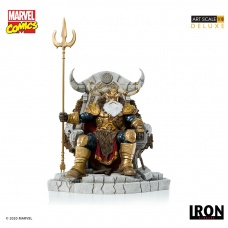 Marvel: Series 6 - Odin 1:10 Scale Statue | Iron Studios