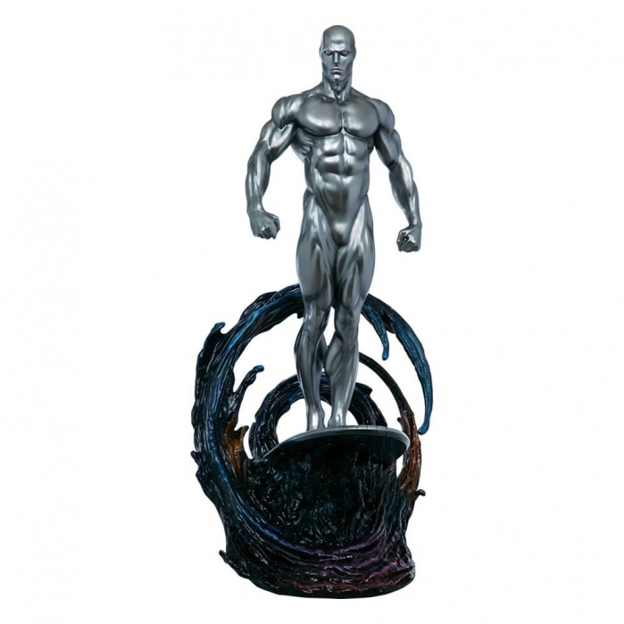 Marvel: Silver Surfer Maquette Sideshow Collectibles Product