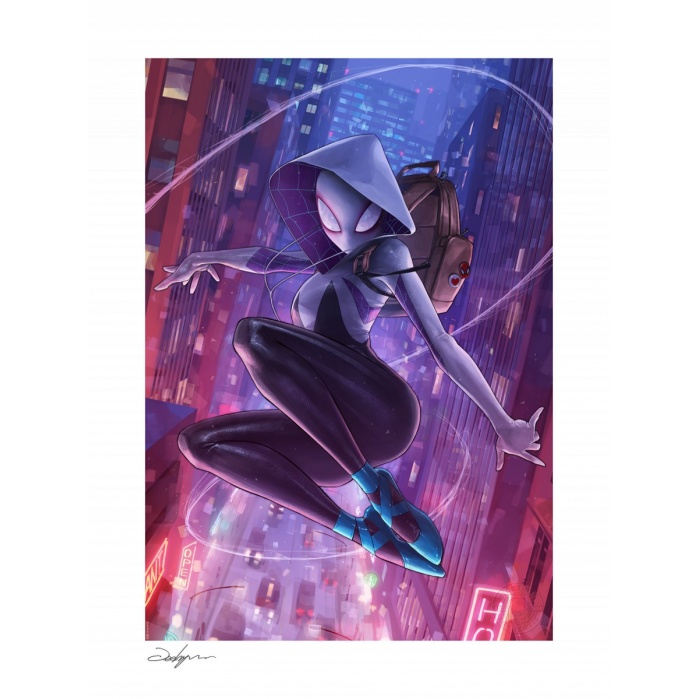 Marvel: Spider-Gwen Art Print Sideshow Collectibles Product