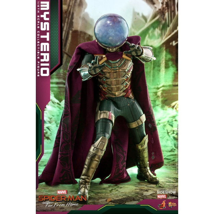 Marvel: Spider-Man Far from Home - Mysterio 1:6 Scale Figure Hot Toys Product