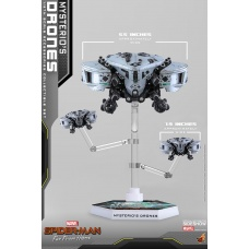 Marvel: Spider-Man Far from Home - Mysterio's Drones Accessories Set - Hot Toys (EU)