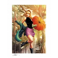 Marvel: Spider-Man - Gwen Stacy #1 Summer Unframed Art Print Sideshow Collectibles Product
