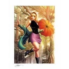 Marvel: Spider-Man - Gwen Stacy #1 Summer Unframed Art Print | Sideshow Collectibles