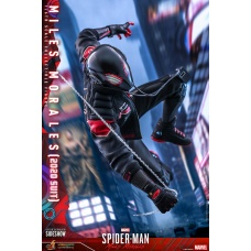 Marvel: Spider-Man Miles Morales Game - Miles Morales 2020 Suit 1:6 Scale Figure | Hot Toys