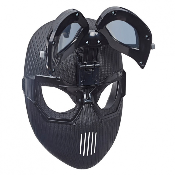 Marvel: Spiderman Stealth Suit Flip Up Mask Hasbro Product