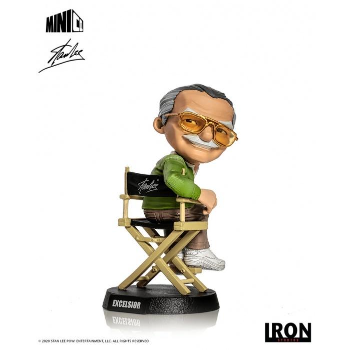 Marvel: Stan Lee Minico PVC Statue Iron Studios Product