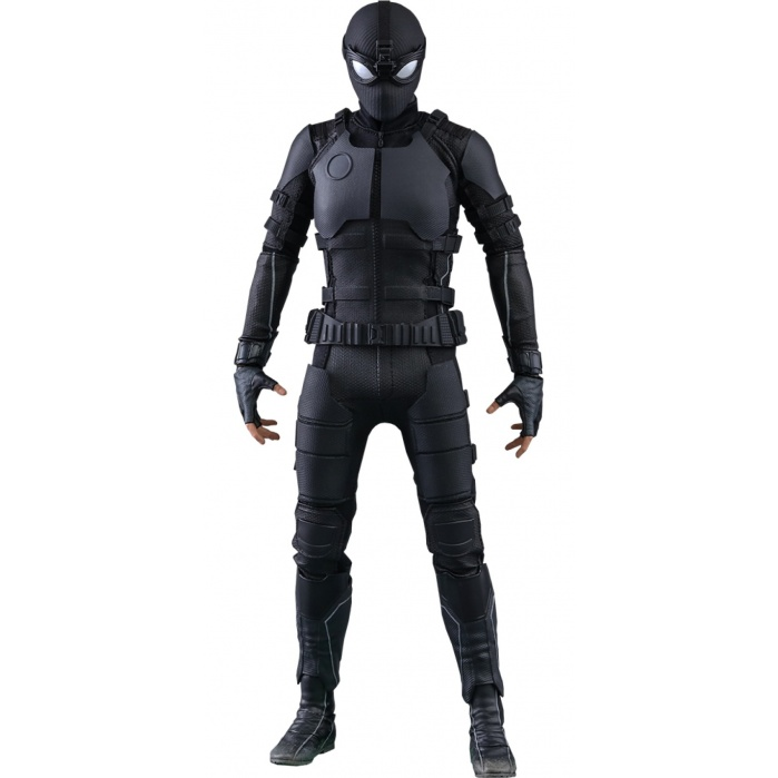 Marvel: Stealth Suit Spider-Man 1:6 Scale Figure Hot Toys Product