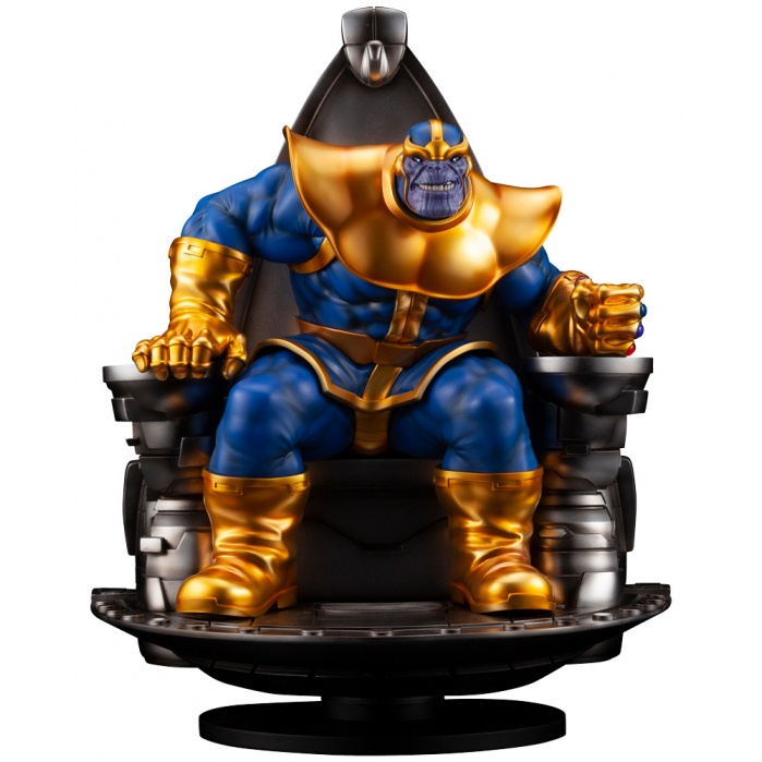 Marvel: Thanos on Space Throne 1:6 Scale Fine Art Statue Kotobukiya Product