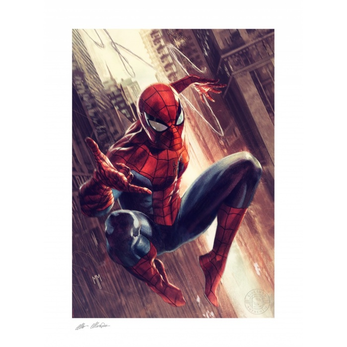 Marvel: The Amazing Spider-Man Unframed Art Print Sideshow Collectibles Product