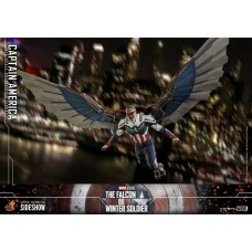 Marvel: The Falcon and the Winter Soldier - Captain America 1:6 Scale Figure | Hot Toys